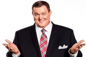 Billy Gardell From CBS' Mike & Molly