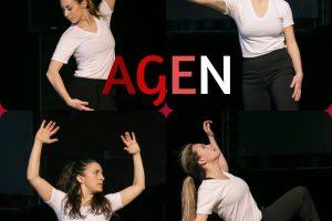Natalie Johnson Dance Presents: AGEN