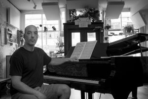 Gill Aharon Trio - Open Rehearsal