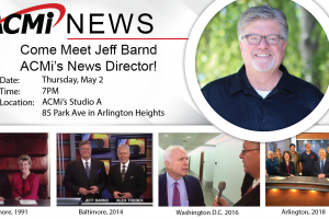 Meet ACMi's News Director, Jeff Barnd