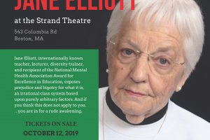 Jane Elliott: Is Boston Racist?