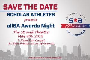 Scholar Athletes presents allSA Awards Night