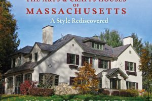 Book Talk with Heli Meltsner: The Arts and Crafts Houses of Massachusetts