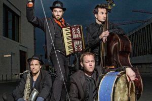 """Concert: """"Daniel Kahn & the Painted Bird"""""""