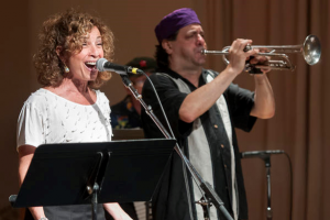 "Concert: ""Eleanor Reissa & Frank London's Klezmer Brass Allstars, with special guests"""
