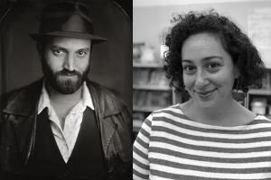 """Concert: """"Lid un balade: Daniel Kahn & Sarah Mina Gordon"""""""