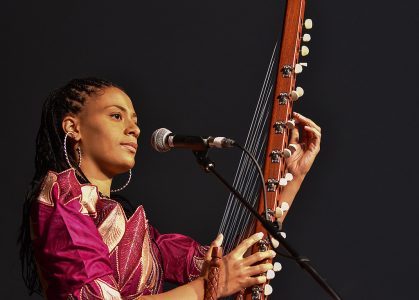 The African Strings Ensemble with guest Sona Jobar...