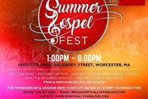 5th Annual Summer Gospel