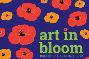 Art in Bloom at MFA Boston
