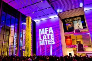 Late Nites at MFA Boston