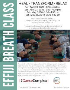 Effiji Breath Workshop: An Artistic and Scientific...