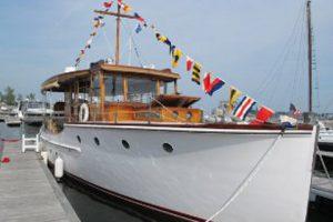 37th Annual Antique & Classic Boat Festival