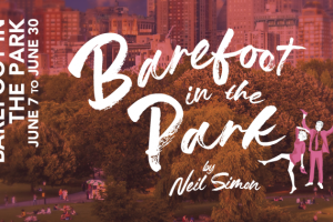 Barefoot in the Park presented by Gloucester Stage Company
