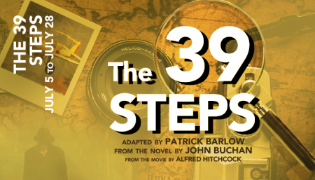 The 39 Steps Presented by Gloucester Stage