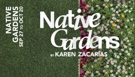 Native Gardens presented by Gloucester Stage Company