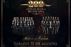 200 Años Música de Mexicana