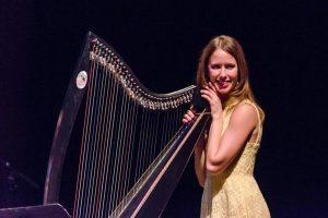 Revels FRINGE presents Maeve Gilchrist in The Harp Weaver