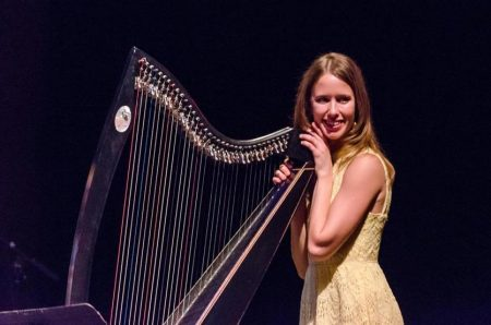 Revels FRINGE presents Maeve Gilchrist in The Harp Weaver