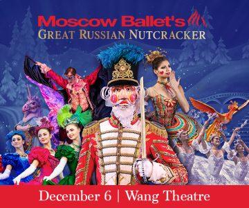 Moscow Ballet Great Russian Nutcracker