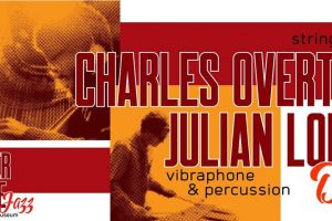 Boiler House Jazz Series - Charles Overton - Julian Loida Duo