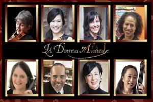 Arie delle donne: Barbara Strozzi & Maria Teresa Agnesi