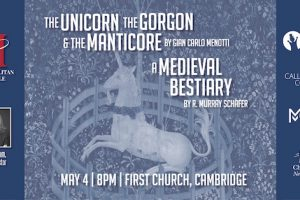 The Unicorn, the Gorgon, and the Manticore & The Medieval Bestiary
