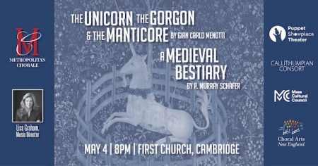 The Unicorn, the Gorgon, and the Manticore & T...