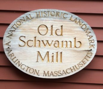 Old Schwamb Mill