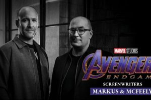 An Evening with Avengers: Endgame Screenwriters Christopher Markus & Stephen McFeely