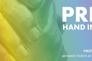 Pride: Hand in Hand