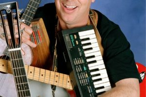 Regattabar Kids' Summer Music Series: Bill Harley