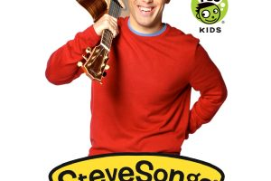 Regattabar Kids' Summer Music Series: Stevesongs