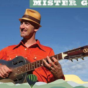 Regattabar Kids' Summer Music Series: Mister G