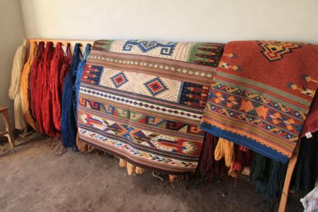 Preserving Zapotec Weaving Practices