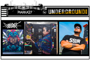 Street Theory Underground Mural Project Launch