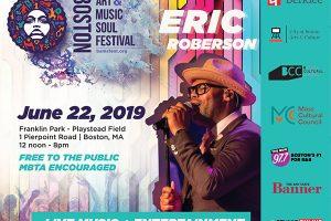 Boston Art & Music Soul (BAMS) Festival 2019