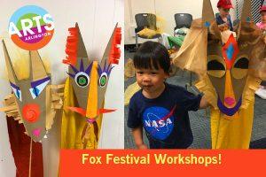 Fox Festival Workshop