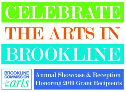 Brookline Commission for Arts | Arts Showcase & Cultural Contributor Award