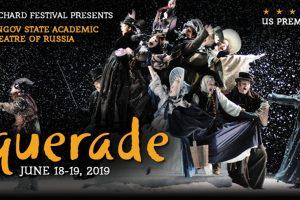 Vakhtangov State Academic Theatre of Russia Masquerade