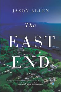 HARVARD COOP: Jason Allen author of The East End i...