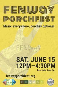 Fenway Porchfest