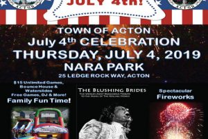 Acton's July 4th Celebration