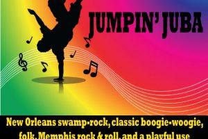 """Steve Hurl """"Jumpin' Juba"""""""
