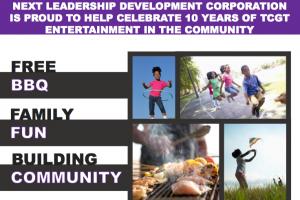 COMMUNITY MEET & GREET: CELEBRATING YOU & TCGT ENTERTAINMENT'S 10-YEAR ANNIVERSARY