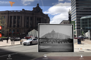 Greenway Augmented Reality Tour