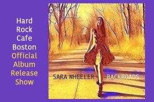 Sara Wheeler Album Release Show - Benefit Concert for Pan-Mass Challenge/Dana Farber