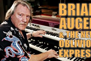 An Evening with Jazz Rock Fusion Master Brian Auger & Oblivion Express w/Special Guest Frank Gamble