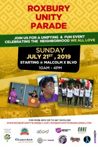 Roxbury Unity Parade 2019