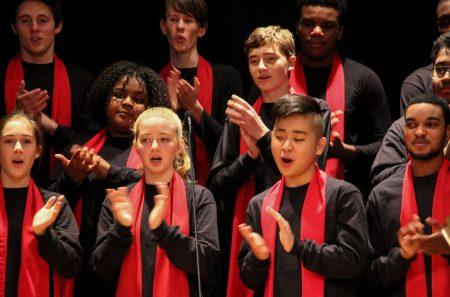 Boston City Singers' Spring Stars 2019 community concert