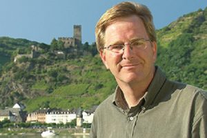 JUN 14 2019 FRIDAY, 8:00 PM Rick Steves' A Symphonic Journey